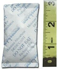 10 - 10 Gram Silica Gel Packet by Dry-Packs - Great For Ammo, Safes, Cameras etc
