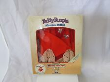 Teddy Ruxpin Sleeping Outfit New In Package Worlds Of Wonder Nip -Nrfb-