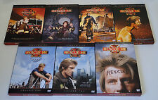 Rescue Me Complete Seasons 1 - 6 on DVD - EXCELLENT!