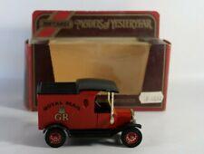 "Matchbox Boite Y3 Ford Model ""T"" Royal Mail Tanker ""BP""  1/35"