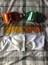 Oakley O frame Mtb goggles