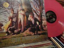 PINK FLOYD,BBC RADIO  THE EMBRYO PINK VINYL  RARE   LP RECORD