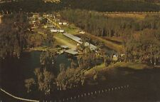 LAM (P) - Clermont, FL - Aerial View of Cypress Cove Resort Mobile Home Park