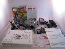 Open Box - Canon PowerShot G2 4.0MP Prosumer Digital Camera - Large Bundle
