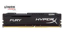 8 GB Kingston Memory 8G (1X8GB) DDR4 2666 HyperX Fury Desktop HX426C16FB2/8 Game