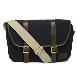 Clayley Leather Trooper Bag
