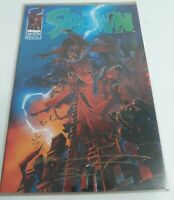 SIGNED! Spawn #25 MARC SILVESTRI Bagged Boarded