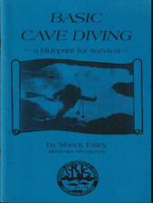 BASIC CAVE DIVING  EXLEY SHECK NSS 1986