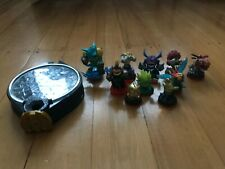 Skylanders Trap Team Figures + Portal + Crystals