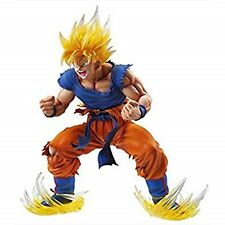 MEDICOS Figure Art collection DRAGONBALL KAI Super Saiyan SON GOKU Ver.2 USED