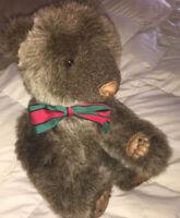 "Charleen Kinser 20""  Plush Bear Original Tags (REG #552 PA)"