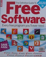 2015 FREE SOFTWARE - THE DEFINATIVE GUIDE TO EVERY FREE PROGRAM YOU'LL EVER NEED
