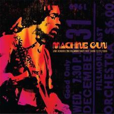 JIMI HENDRIX MACHINE GUN Fillmore East First Show CD NEW