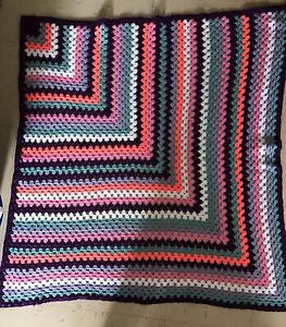 Crochet Blanket, Pet Car Seat/Sofa/Chair Protector Baby Blanket
