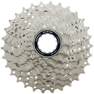 Shimano Cassette 105 CS-HG700-11 11 Speed 11-34 tooth Silver NEW