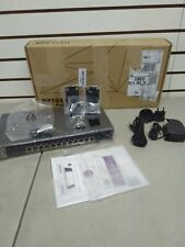 Netgear ProSafe Gs108E 8-Port Gigabit Plus Ethernet Switch #9-1