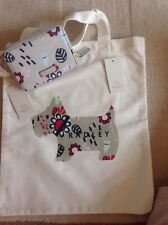Radley Tote Bag & Medium Purse 'Scattered Floral'Design+Radley G/Box-RRP£54-BNWT