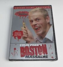 Colin Fiske's Boston Massacre & King Of Freestyle - DVD - NEW - R4 - edc