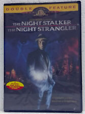 The Night Stalker/The Night Strangler (DVD, 2004) Brand new