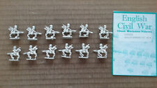10mm Aim Miniatures English Civil War Cavalry Armored Pot Helmet
