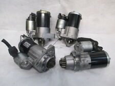 2012 Nissan Versa Starter Motor OEM 49K Miles (LKQ~182591704)