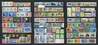 C/W QEII MNH Mixed Stamps. Cat approx £230. Inc Br Guiana, Pakistan, Cook Is etc