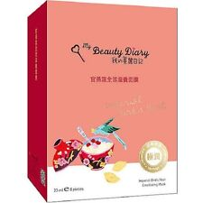 My Beauty Diary Imperial Birds Nest Key Series Facial Sheet Mask 2016 Natural