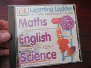 Learning Ladder Year 5 Age 9-10  CD Rom