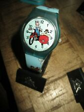 Wallace & gromit-watch collector & demons merveilles-works-never worn - 1989