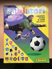 CALCIATORI PANINI 1992/93 1992 1993 ITALIA Sticker ALBUM - 100% COMPLETO RARO