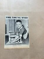H1-1 ephemera 1967 picture timothy kelly margate the young ones