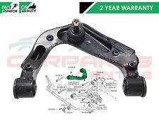Para Nissan Navara 2.5 TD D40 D40 Suspensión Delantera Superior Izquierda Wishbone Control