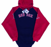 Boston Red Sox Majestic MLB Cunning Play Pullover Hoodie Big & Tall Sizes