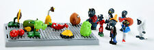 16x Plants Vs Zombies Toys Series Game Different Role Figure Display Toy PVC New