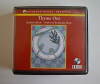 Thyme Out- by Katie Fforde - Unabridged Audiobook - 9CDs