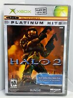 Halo 2 Xbox Rare Microsoft 2004 ! Brand New Sealed !