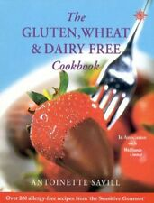 The Gluten, Wheat, and Dairy Free Cookbook (Over 2