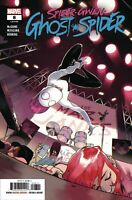 SPIDER-GWEN GHOST SPIDER #8 MARVEL COMICS COVER A 1ST PRINT UNIVERSE