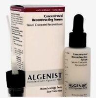 Algenist Concentrated Reconstructing Serum - 1 oz. NIB