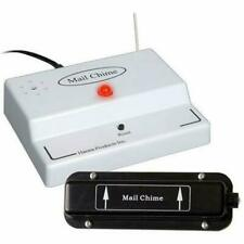 Mail Chime MAIL-1200 Wireless Mail Alert System - White