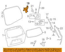 TOYOTA OEM 08-13 Highlander Liftgate Tail Tailgate Trunk-Motor 8500709005