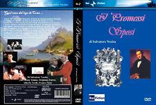 """COFANETTO 3 DVD SCENEGGIATO TV FUORI CATALOGO """"I PROMESSI SPOSI"""" 1989 S. NOCITA"""