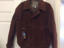 Gruppo V Diffusion Mans Vintage Jacket Brown Size X/L BNWTS