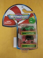 Micro Machines - 2020 Christmas/Holiday 2 pack - Quetzal & Morab. NEW!!!