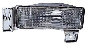 Turn Signal / Parking Light Assembly Front Left fits 1985 Pontiac Grand Am