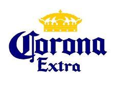 Corona Extra Logo Vinyl Decal Sticker
