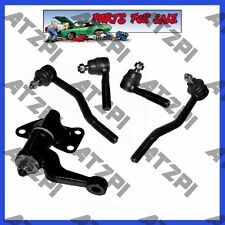 New Replacement Steering Kit For Nissan RWD Pick up D21 Tie Rod End Idler Arm