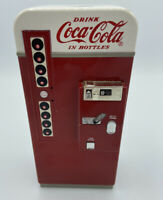 Coca Cola Vending Machine Coke Design Piggy Bank