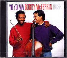 Yo-Yo MA & Bobby McFERRIN: HUSH Little Baby Grace Flight of the Bumblebee CD NEU