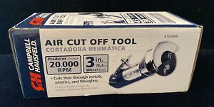 Campbell Hausfeld Air Cut-Off Tool 20,000 RPM New!